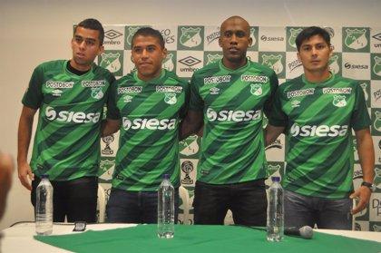 Deportivo Cali presenta sus nuevas caras para el 2016