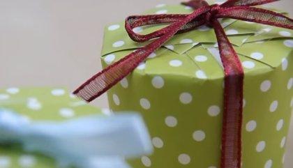 Trucos para envolver regalos de última hora