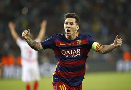 Messi, el mejor para 'The Guardian' por delante de Cristiano y Neymar