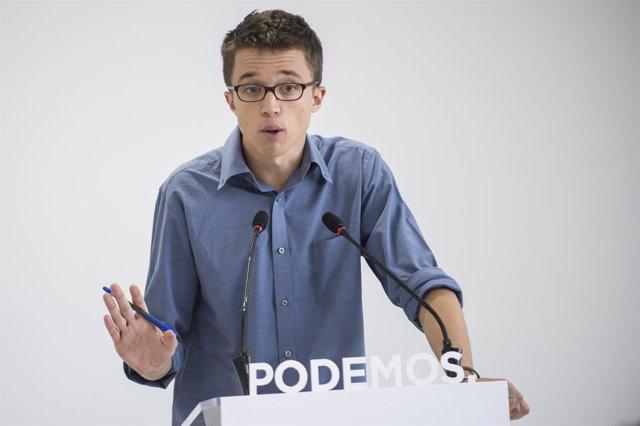 Íñigo Errejón