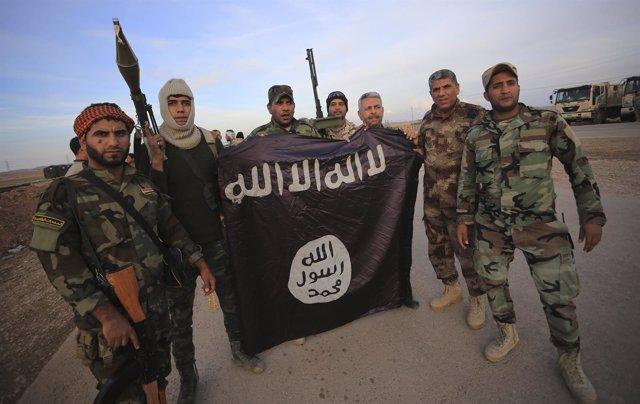 Estado Islámico, milicianos