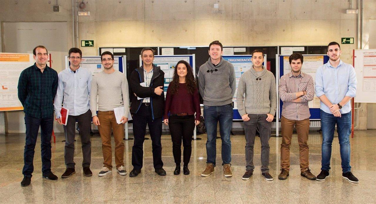 Concurso de Pósteres sobre trabajos de fin de estudios en la UPNA.