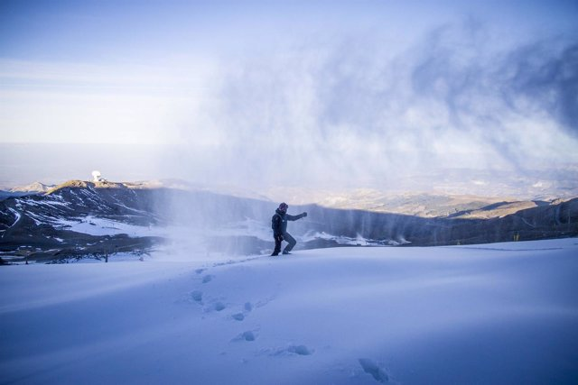 Pistas de esquí de Sierra Nevada