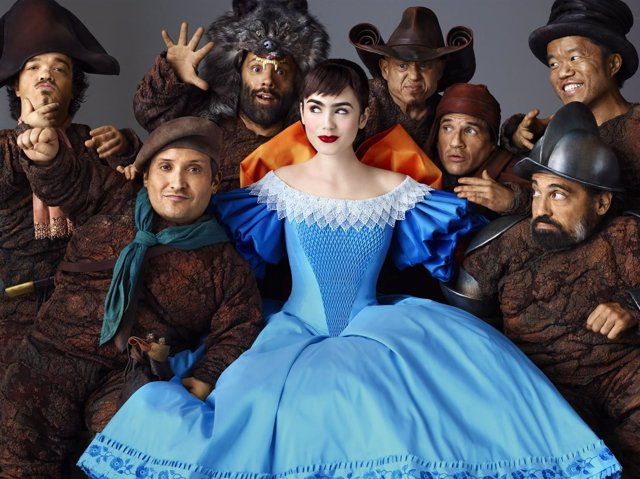 Imagen de la película Blancanieves