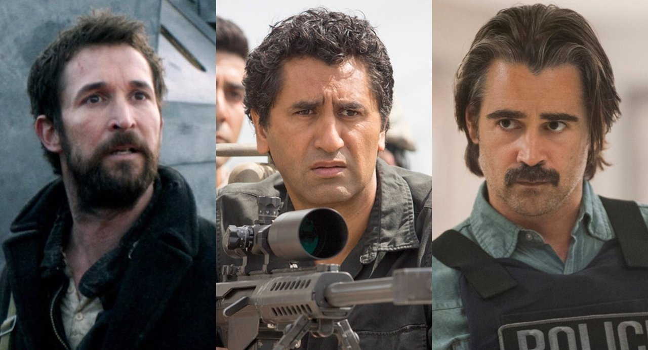 Falling Skies, True Detective, Fear The Walking Dead