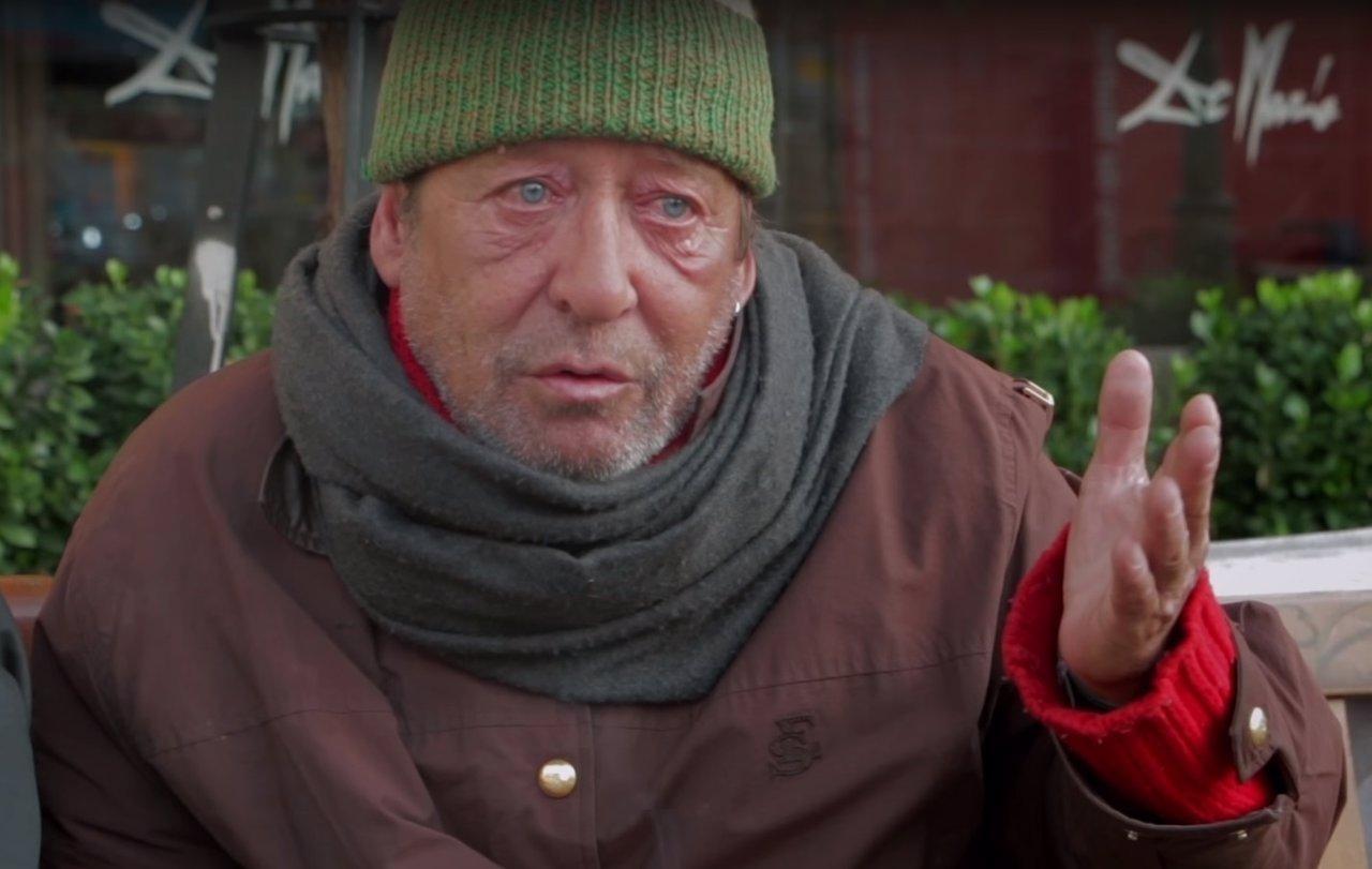 La otra Navidad: mensaje de una persona sin hogar