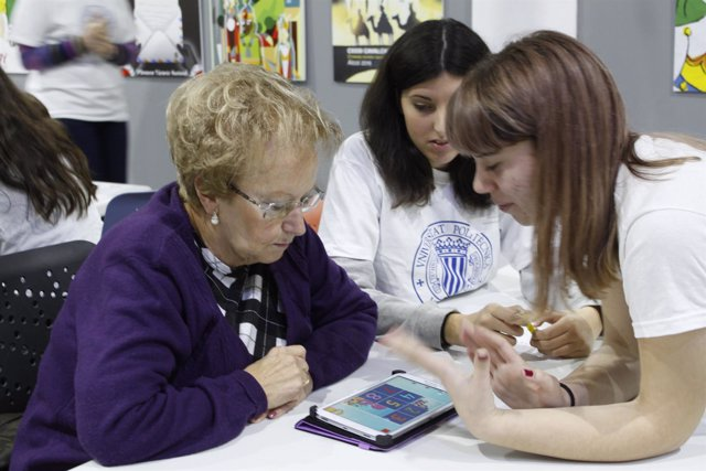 Una aplicación ayuda a mejorar la calidad de pacientes con alzheimer