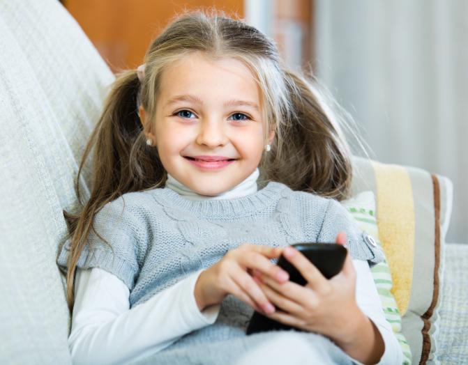 El primer smartphone de los niños