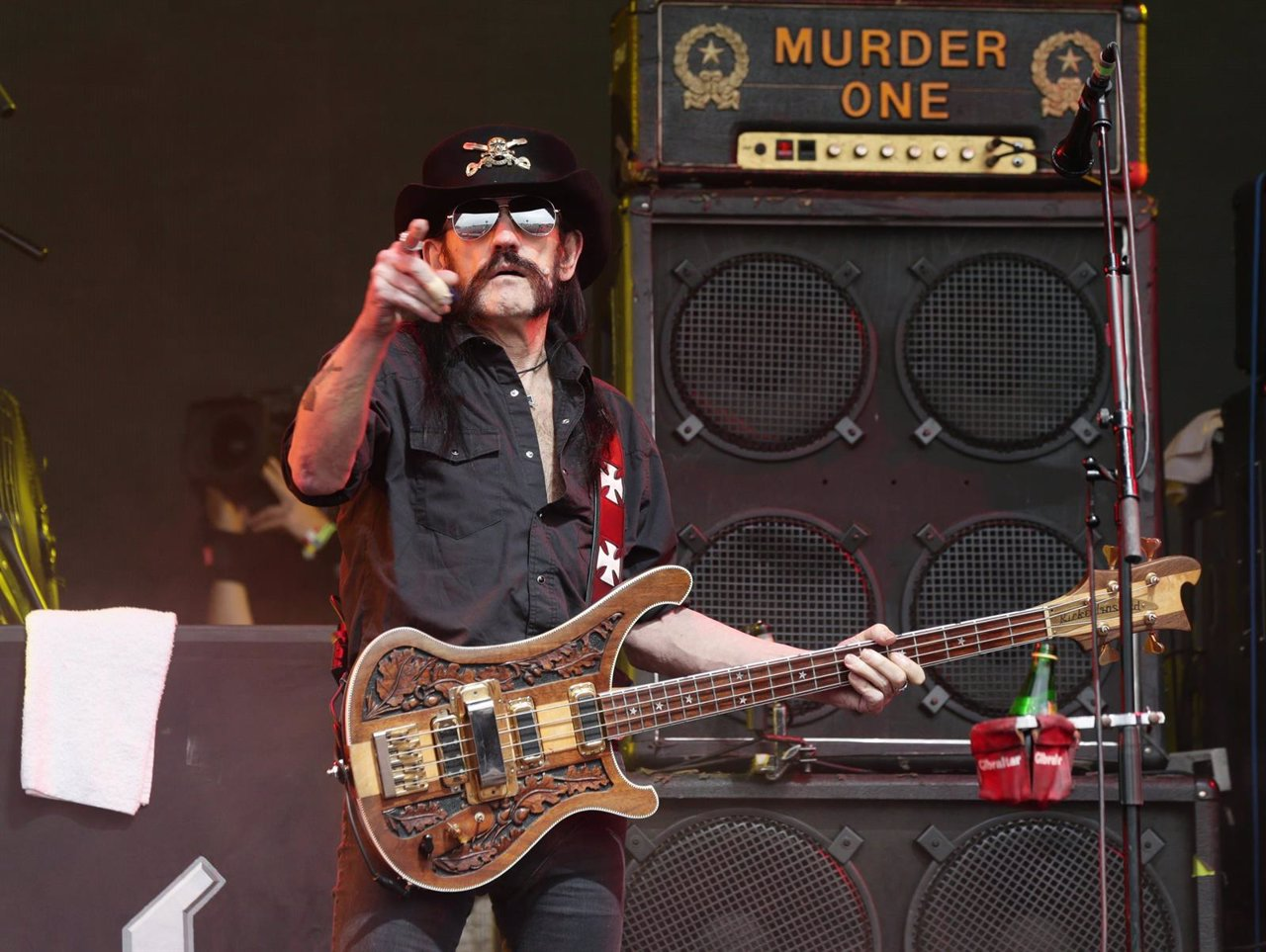 Lemmy Kilmister de Motorhead