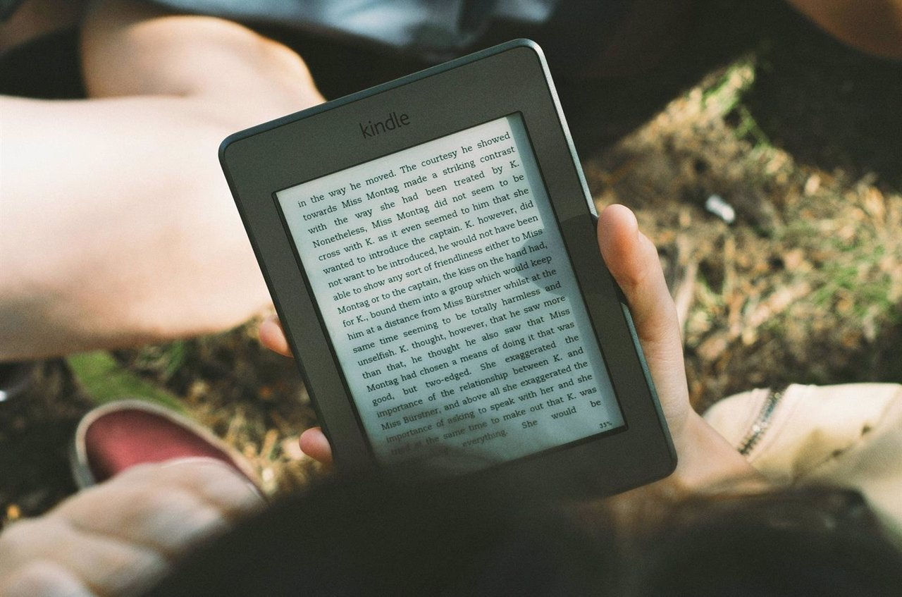 Kindle, lectura, ebook