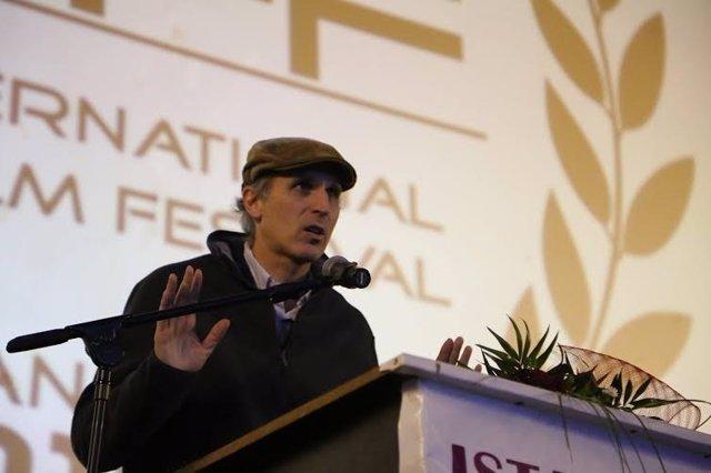 Javier Montijano premiado por su documental 'Encuentro Azmari'