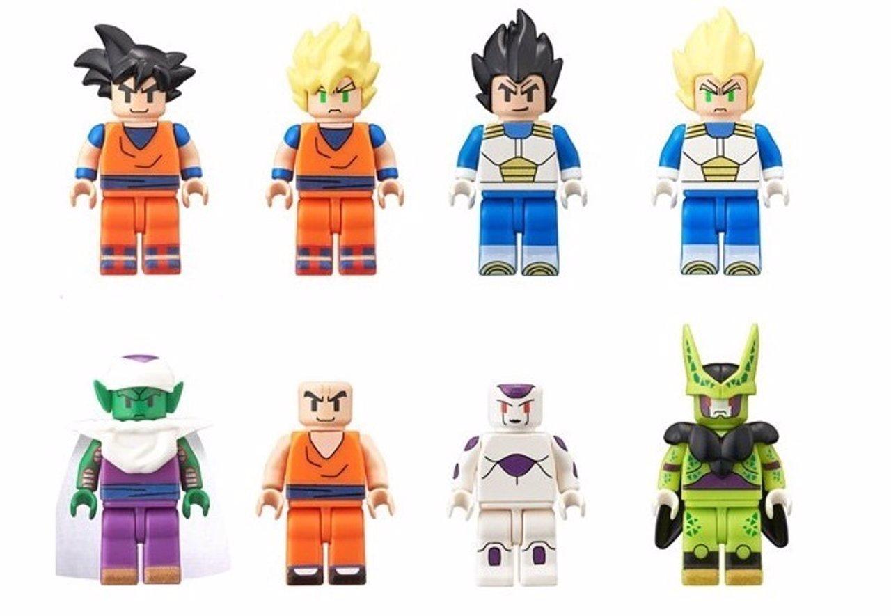 Figuritas de LEGO