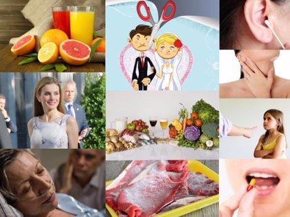 Un año de noticias saludables en Infosalus resumido en 10 titulares