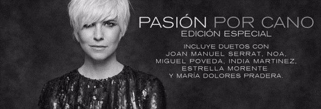 Cartel del concierto de Pasión Vega