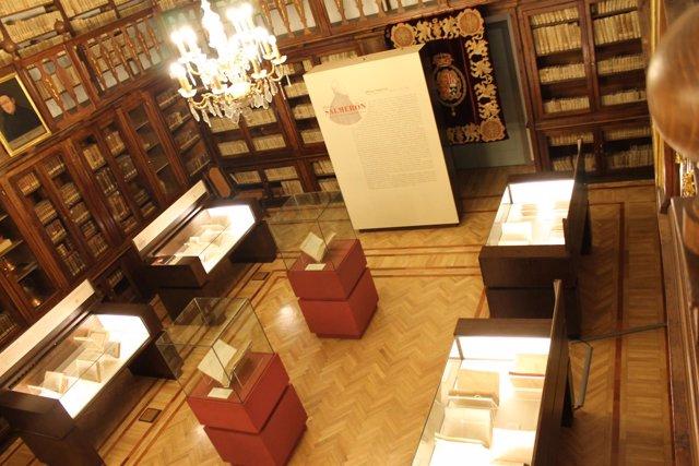 Exposicion Sobre Salmerón 2 Fotografías