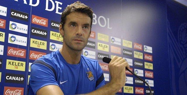 Xabi Prieto (Real Sociedad)