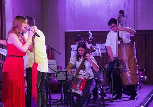 Orquesta de Cateura.