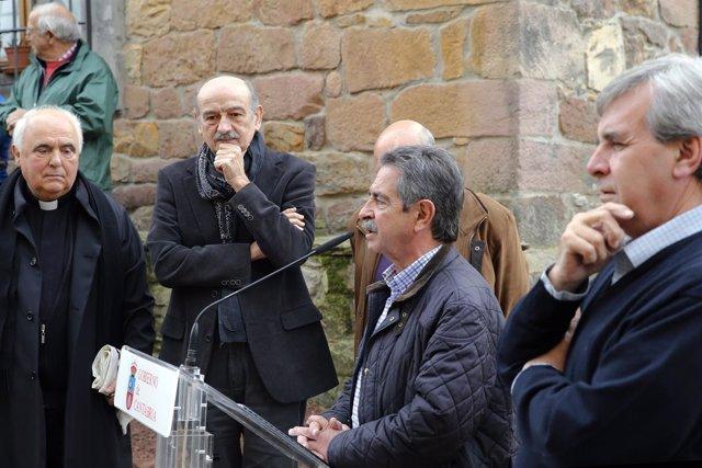 Miguel Ángel Revilla en Carmona