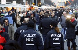 Europa afronta la Nochevieja con importantes medidas de seguridad