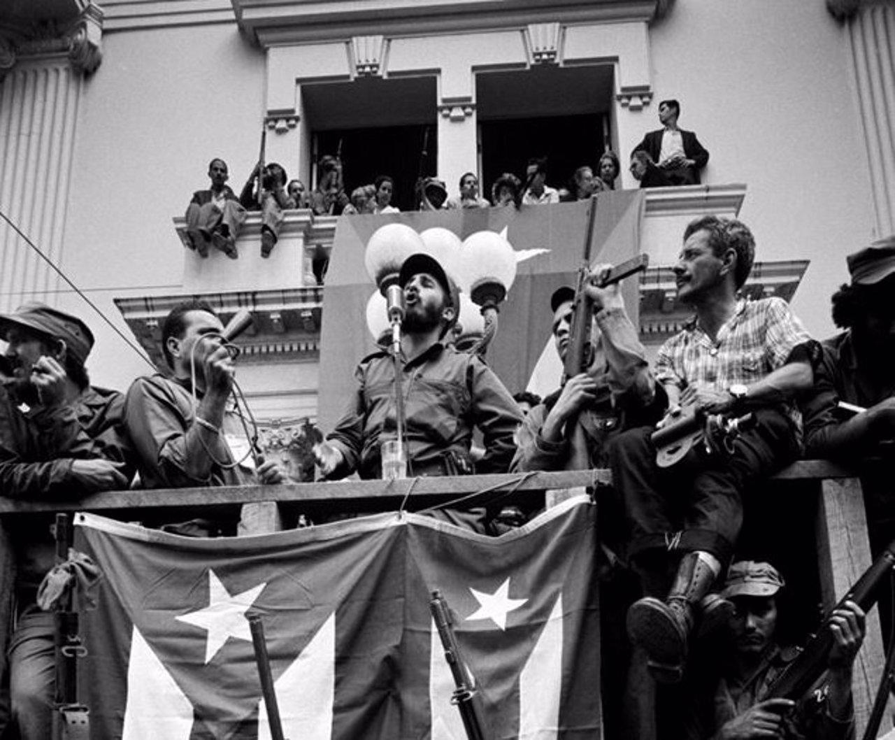 57 años del triunfo de la Revolución Cubana