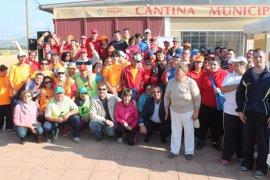 Más de 400 participantes en la fase final del Paida 2015 de petanca