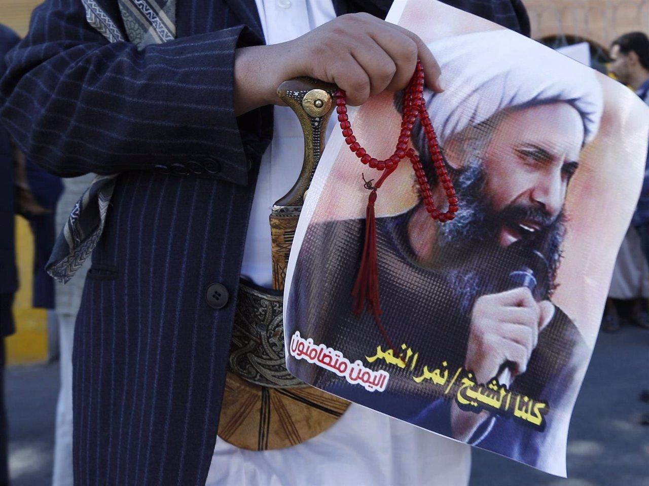 Nimr Al Nimr, clérigo ejecutado por Arabia Saudí