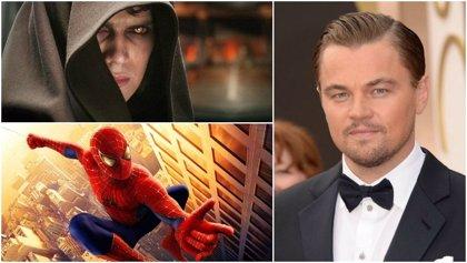 Leonardo DiCaprio pudo ser Spiderman, Robin y Anakin Skywalker