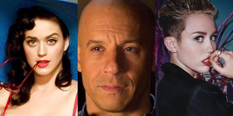 Revelados los nombres reales de 25 estrellas de Hollywood