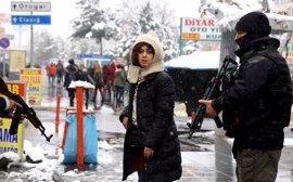 """Erdogan apoya el procesamiento de los dirigentes políticos kurdos """"para combatir el terrorismo"""""""