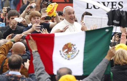 Así será el recorrido del Papa Francisco en México