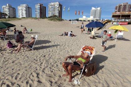 Las playas argentinas reciben el doble de radiación ultravioleta que las del Caribe