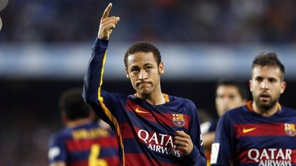Neymar repite como ganador del Samba de Oro
