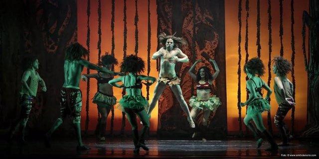'Tarzán, El Musical' Llega Esta Lunes Al Gran Teatro De Córdoba