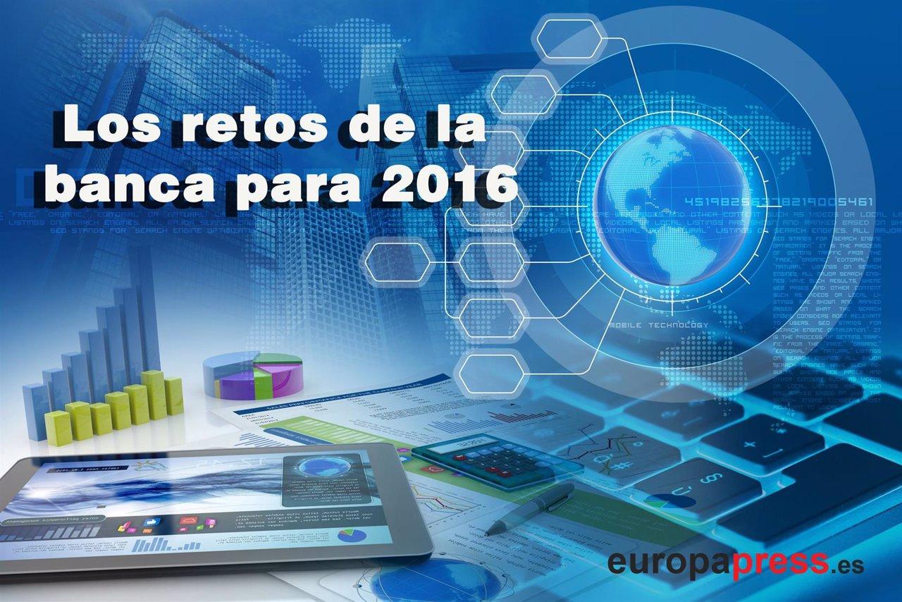 Retos de la banca para 2016