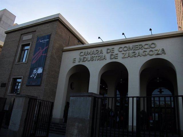 Exterior Cámara De Comercio E Industria De Zaragoza