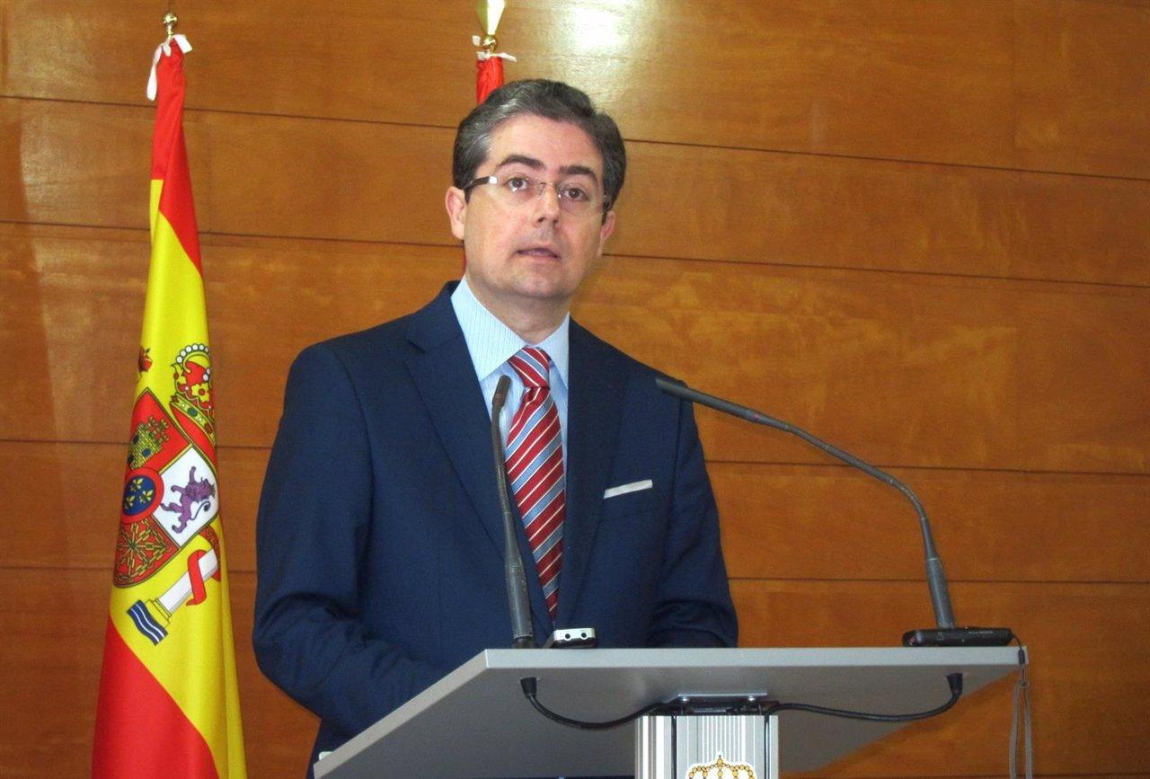 El concejal Jesús Pacheco explica los detalles de la Cabalgata de Reyes