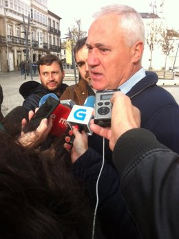 Manuel Martínez en Lugo
