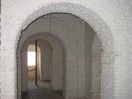 Interior de la Torre de la Vela, La Velera, en la Alhambra