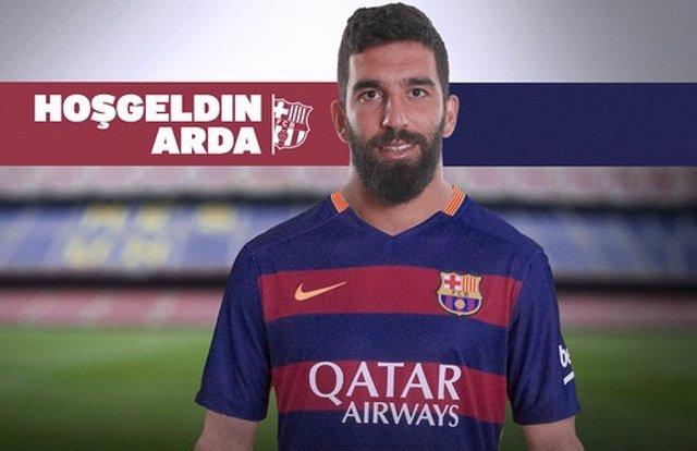 Arda Turan ficha por el Barcelona