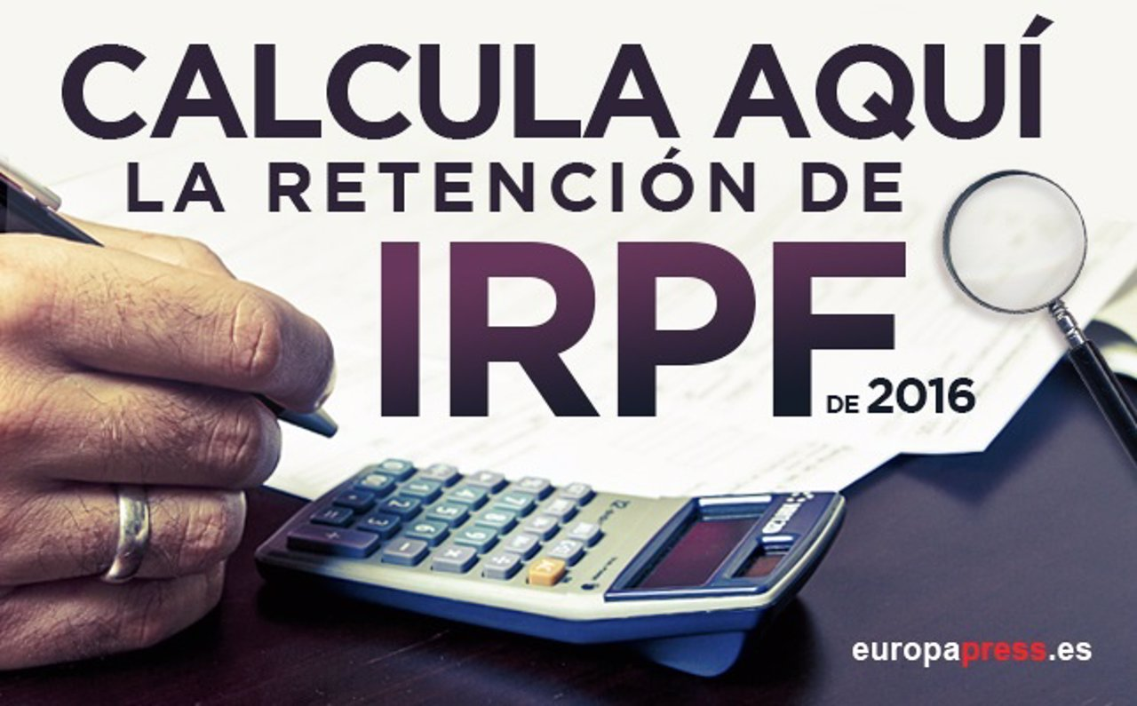 Retención IRPF