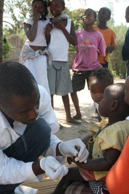 Obra Social La Caixa y la Alianza Empresarial para la Vacunación Infantil