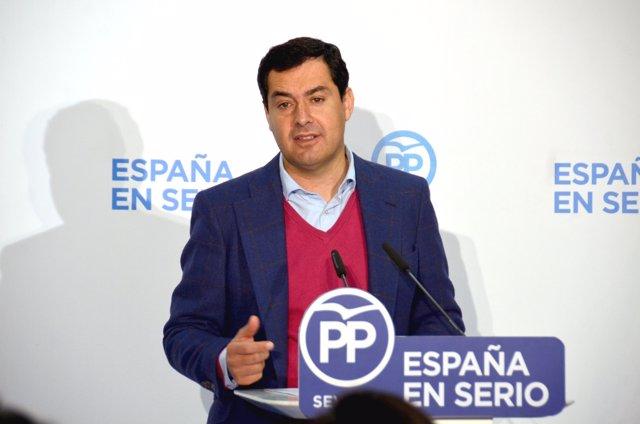 Juanma Moreno