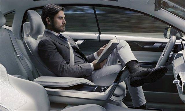 Volvo y Ericsson desarrollan un sistema en 'straming' para coches autónomos