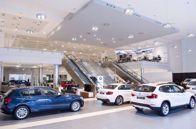 Concesionario de BMW