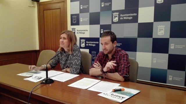 Torralbo y Espinosa en rueda de prensa