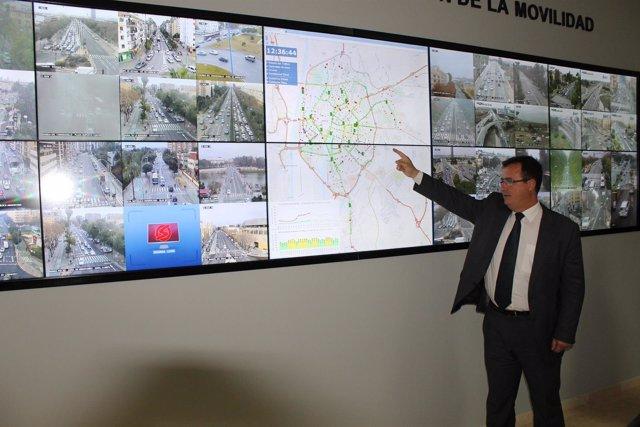 Cabrera presenta el nuevo Vídeo Wall.
