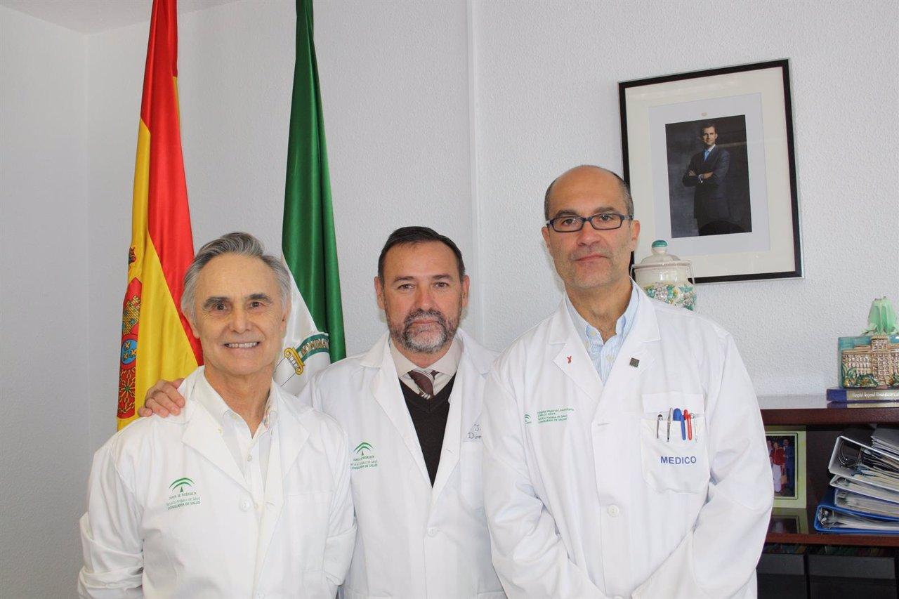 Coordinación de trasplantes del Sector Málaga