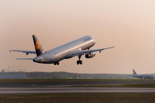 Un A321-200 de Lufthansa