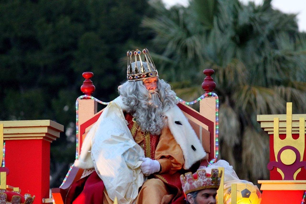 Cabalgata de Reyes en Jerez
