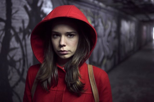 Cuéntame un cuento: Caperucita Roja en Atreseries
